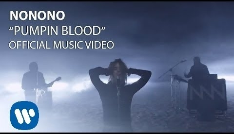 NONONO - Pumpin Blood